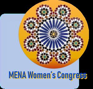 MENA Congress logo – blue